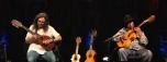 Os violeiros Ricardo Vignini e Índio Cachoeira tocam um Prelúdio Caboclo