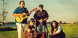 Grupo formado por quatro violeiros de diferentes estilos formam o Violas ao Sul