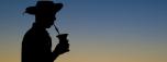 O chimarrão, símbolo da cultura gaúcha, por Vitor Ramil