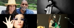 Ron Carter e Vitoria Maldonado, Rafa Castro, Tulipa Ruiz e Marise Marra