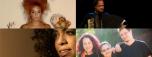 Anelis Assumpção, Gabriel Levy, Camila Yasmine e Lúdica Música