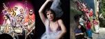 Grooveria, Lara Aufranc e Trupe Chá de Boldo