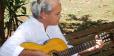 Chico Aafa canta Elomar na  abertura desta edição