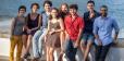 Os cariocas do grupo vocal Zanzibar abrem a seleção em canção de Dorival Caymmi