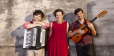 O trio Conversa Ribeira abre a seleção com faixa do novo disco