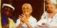 Dona Edith do Prato, Roque Ferreira e mais samba de roda da Bahia, entre outros batuques e cantorias