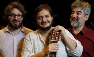 Um concerto para violão 7 cordas de Vagner Cunha