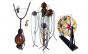 Projeto destaca sons de instrumentos musicais não convencionais