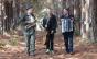 Trio composto por Teco Cardoso, Swami Jr. e Bebê Kramer lança álbum instrumental