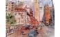Mostra no Instituto Italiano de Cultura destaca charges de Edmondo Biganti