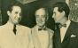 Eleazar de Carvalho e seu mentor, Sergei Koussevitz