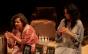 Espetáculo teatral resgata cartas trocadas pela escritora Clarice Lispector com suas irmãs