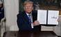 Donald Trump retira EUA do acordo nuclear com o Irã