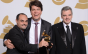 Trio Corrente vence o Grammy de álbum latino de jazz