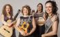 As Choronas apresentam show com repertório dedicado a São Paulo