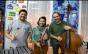 Trio une choro e música erudita em álbum de estreia