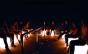 Exposição sensorial em salas escuras apresenta ao público experiência da cegueira