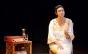 Espetáculo narra história de amor de Zélia Gattai e Jorge Amado