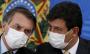 Bolsonaro usa máscara e muda o tom ao tratar da pandemia de Covid-19
