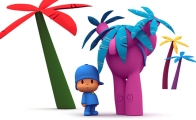 Pocoyo & Elly - Wallpapers