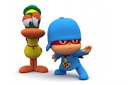 Pato & Pocoyo - Wallpapers