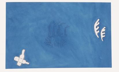 Exposição de Leonilson reúne mais de 120 obras do artista cearense, muitas delas inéditas