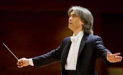 Maestro Kent Nagano rege concerto da Orquestra Filarmônica de Hamburgo em São Paulo