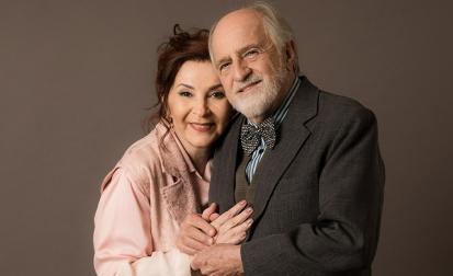 Ary Fontoura e Cléo Ventura reestreiam peça 'Num Lago Dourado', de Ernest Thompson