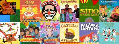 Oito décadas de música para crianças