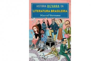 Livro apresenta curiosidades e histórias pouco conhecidas do mundo literário brasileiro
