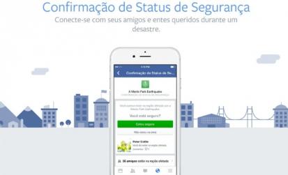Facebook ajuda a avisar amigos se você está seguro em locais de desastres foto - EDIT