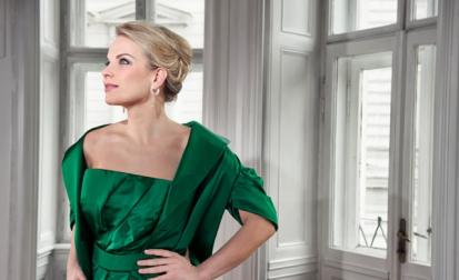 Elīna Garanča vem ao país para apresentações com a Orquestra do Mozarteum Brasileiro