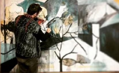 Jazz Sinfônica apresenta concerto com performance de artista plástico português