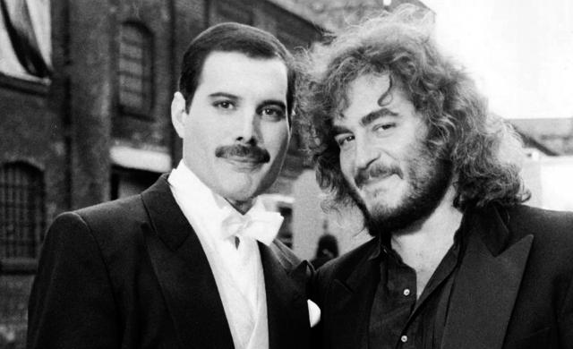 Freddie Mercury e Michael Kamen