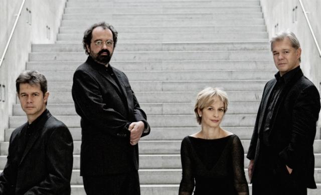 Quarteto Hagen (imagem: Harald Hoffmann)