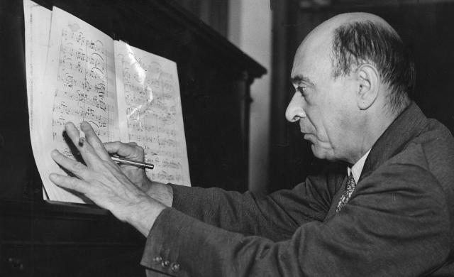 Arnold Schoenberg (Imagem: Reprodução)