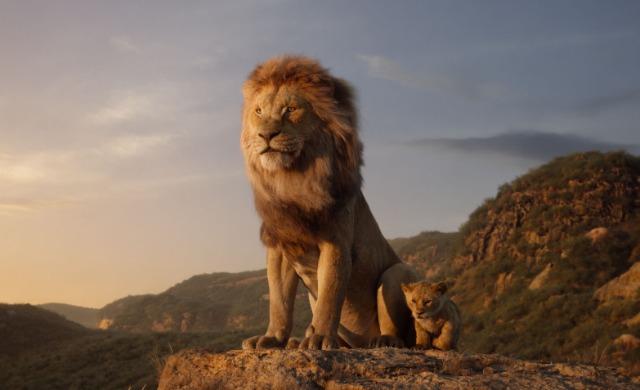 Cena Rei Leão