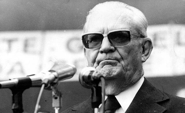 Ex-presidente Ernesto Geisel