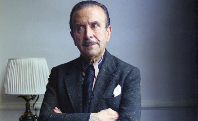Claudio Arrau (imagem: Allan Warren)