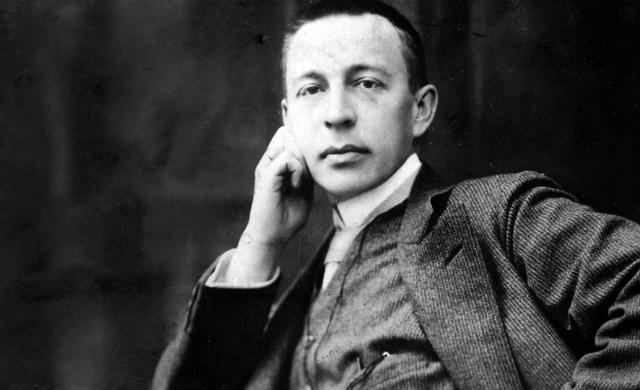 Sergei Rachmaninov (imagem: BBC)