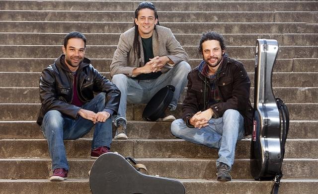 radiometrópolis - entrevista trio brasileiro - 2017-12-27