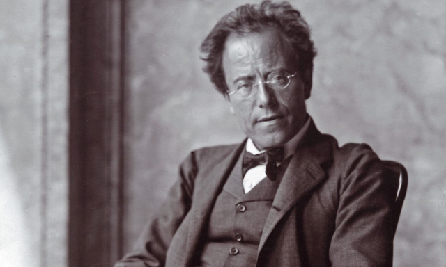 Gustav Mahler (imagem: Wikipedia commons)
