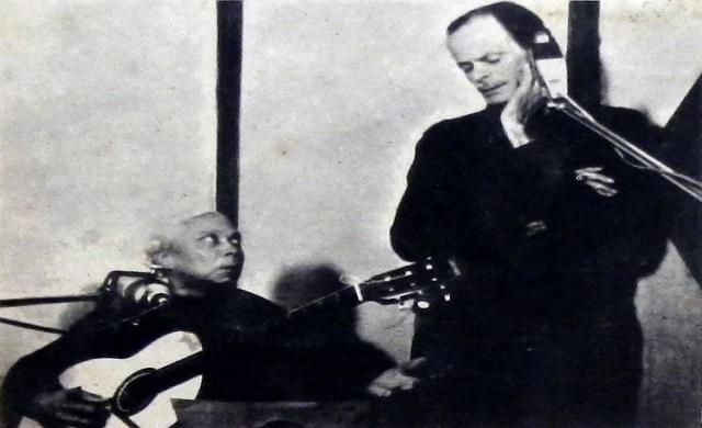 Nelson Cavaquinho e Guilherme de Brito