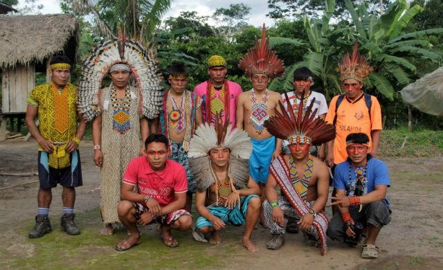 Mostra Rumos traz jogo elaborado com tribo indígena da Amazônia. (Foto: Divulgação)