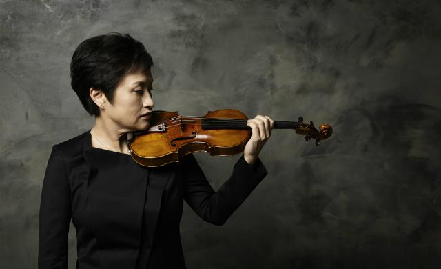 Kyung Wha Chung (imagem: Kang Taewook)