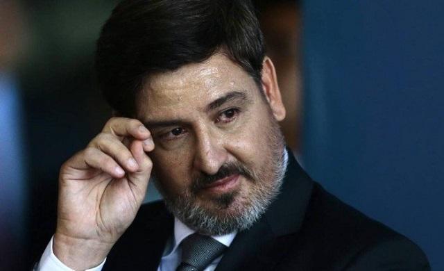 Diretor-Geral da Polícia Federal Fernando Segovia