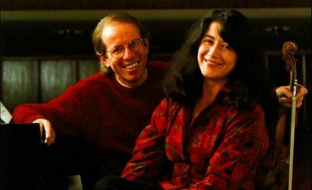 Gidon Kremer e Martha Argerich (imagem: Deustche Gramophon)