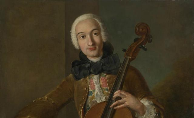 Luigi Boccherini (imagem: Pompeo Batoni)