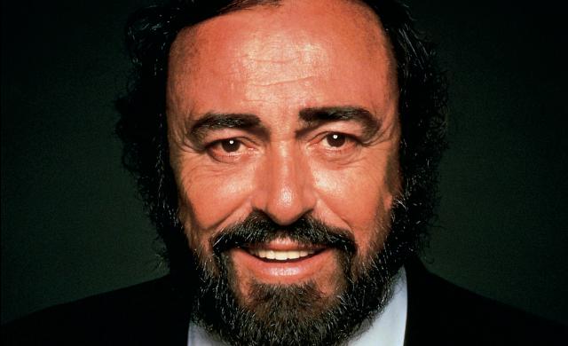 musicas de luciano pavarotti