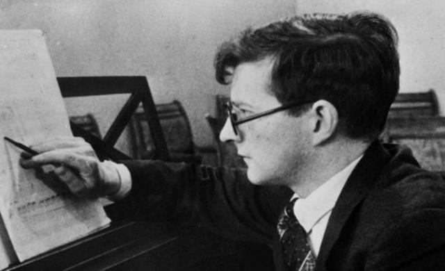 Dmitri Shostakovich (imagem: reprodução)
